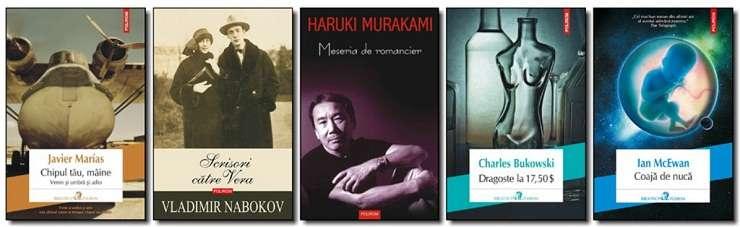 Noi titluri apărute în colecția Biblioteca Polirom