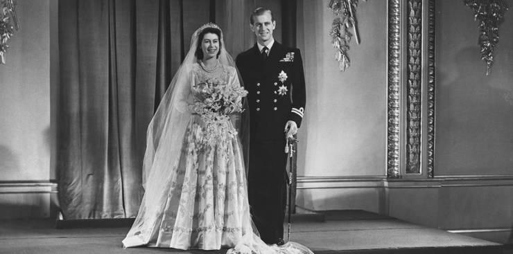 Nunta regală 1947