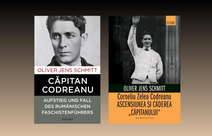 Biografia lui Zelea Codreanu de Oliver Jen Schmitt