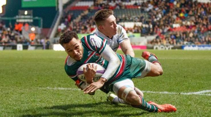 Leicester 30 Cardiff 20