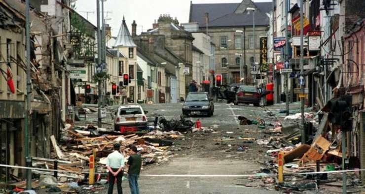 Atentat terorist la Omagh 1998