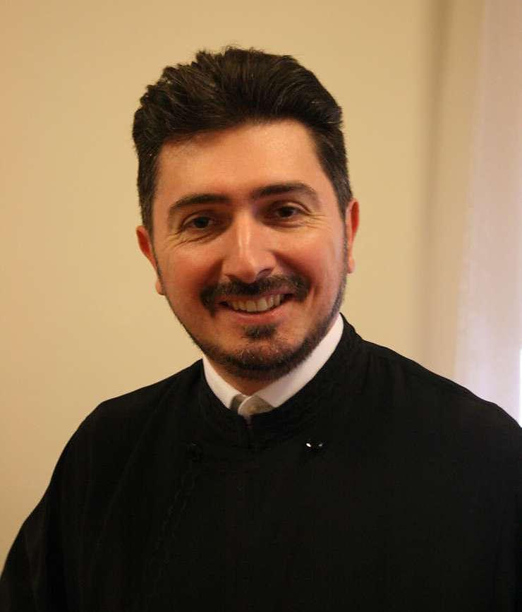 Părintele Liviu Nechita este consilier patriarhal și director al Palatului Patriarhiei