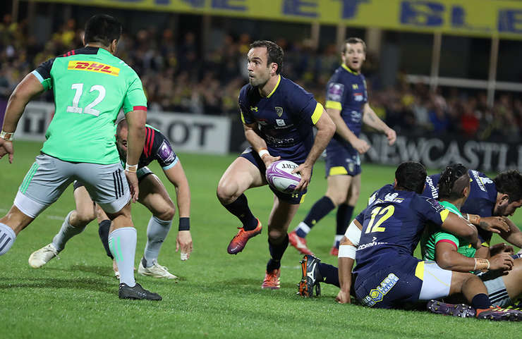Clermont 32 Harlequins 27