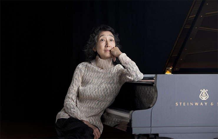 Pianista Mitsuko Uchida
