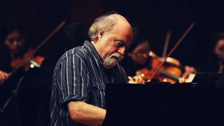Pianistul Peter Donohoe