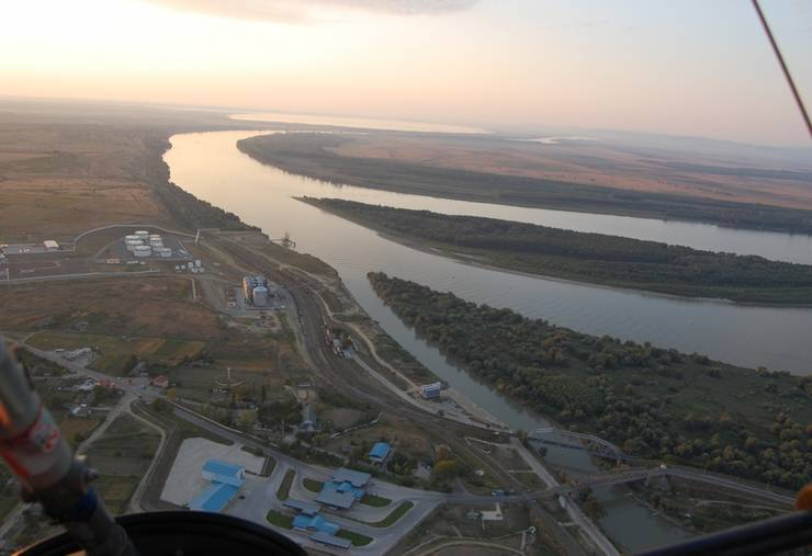 Portul Giurgiulești