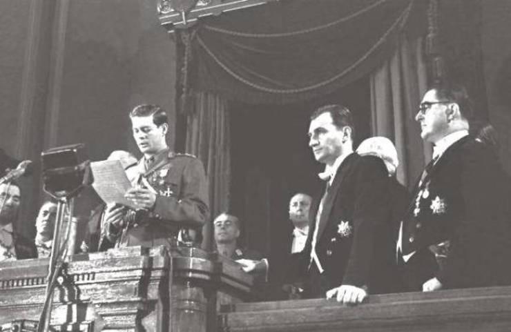 Regele Mihai și Lucrețiu Pătrășcanu