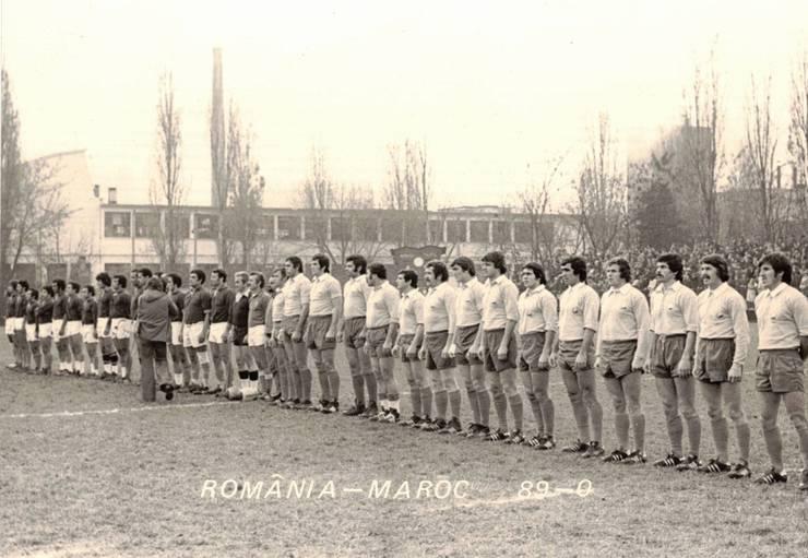România 89 Maroc 0