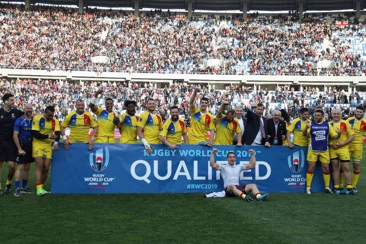 Stejarii calificați la Cupa Mondială din 2019