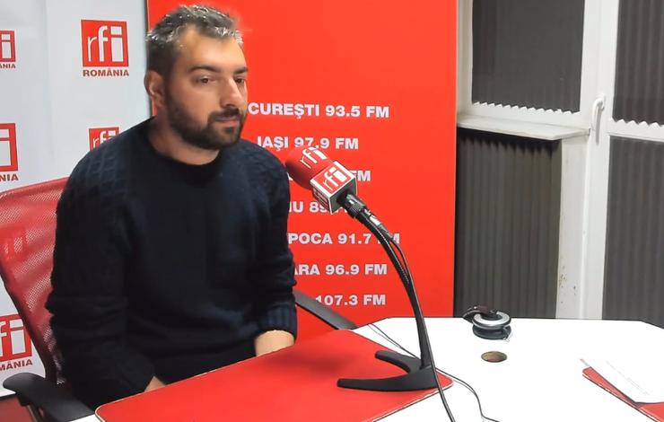 Sebastian Popescu vrea să fie președintele României