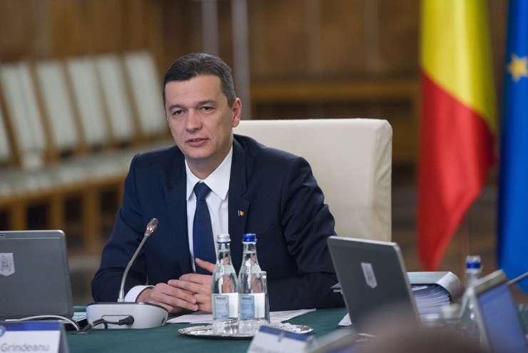 Va rămâne premierul Sorin Grindeanu la Palatul Victoria, după moţiunea de cenzură? (Sursa foto: www.gov.ro)