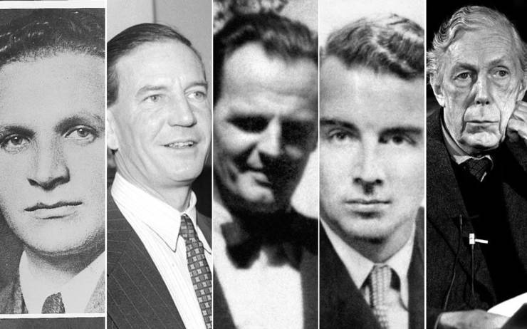 Spionii KGB de la Cambridge