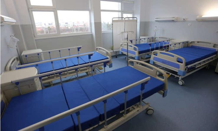 Spitalul de recuperare renovat