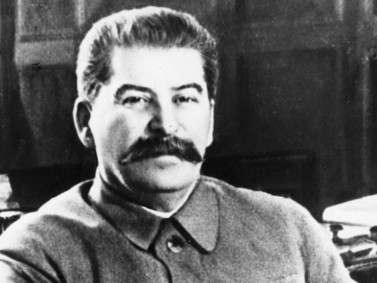 I.V. Stalin