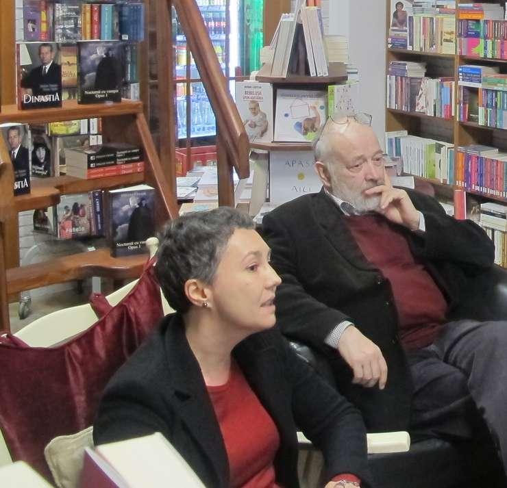 Elena Vijulie și Stelian Tănase