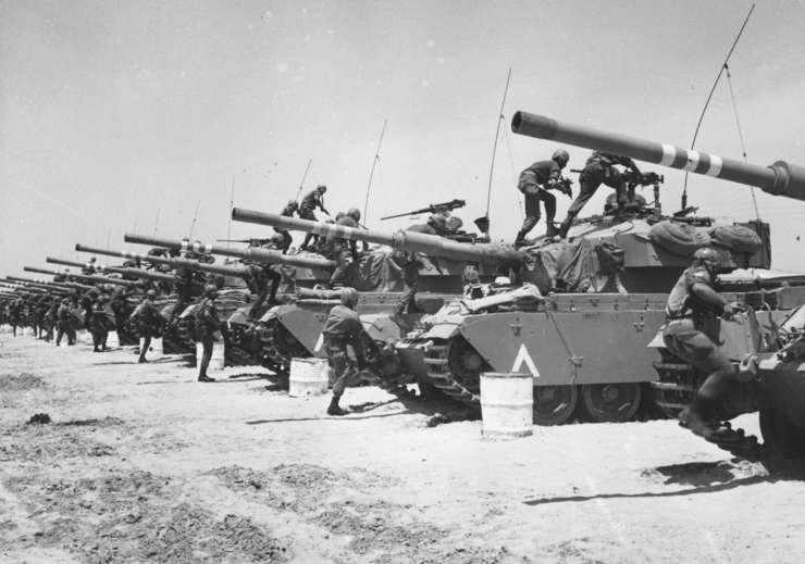 Tancuri Centurion