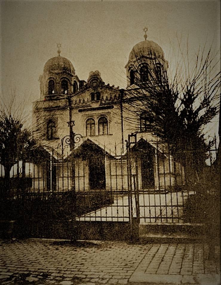 Templul sefard Cahal Grande