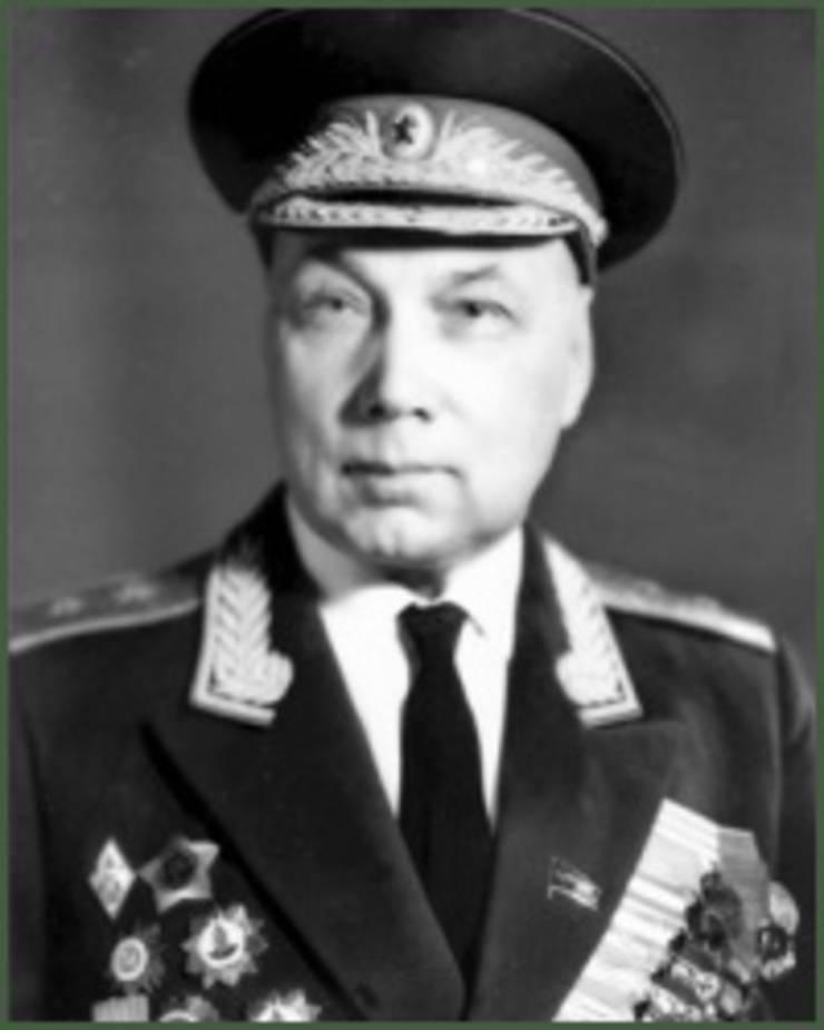 Generalul Alexandr Tevcenkov
