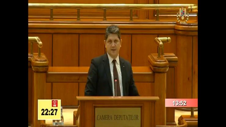 Titus Corlățean, critic la adresa guvernării PNL (captură video)
