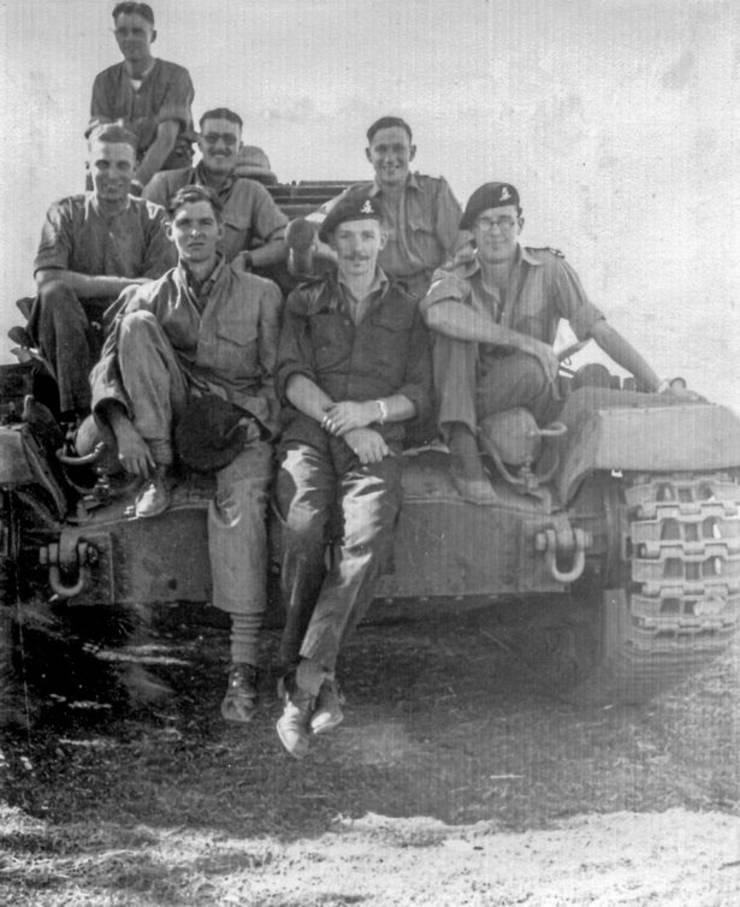 Căpitanul Tom Moore în război