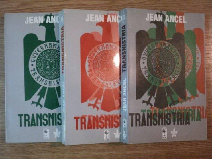 Transnistria, de Jean Ancel