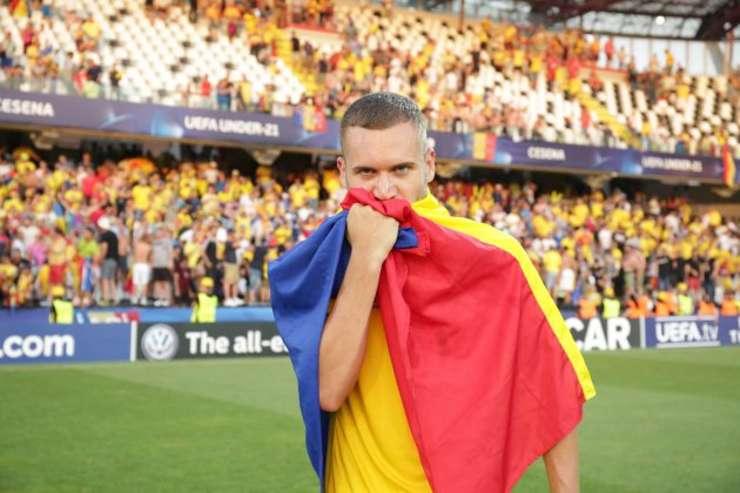 România, la a doua victorie de la EURO 2019 U21 (Sursa foto: site FRF)