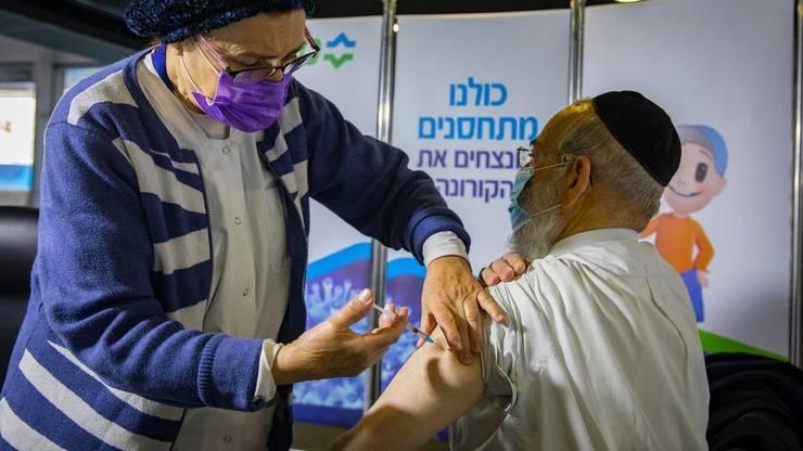 Vaccinare Israel