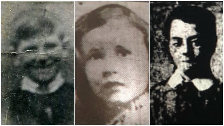 Copii uciși în Duminica Sângeroasă