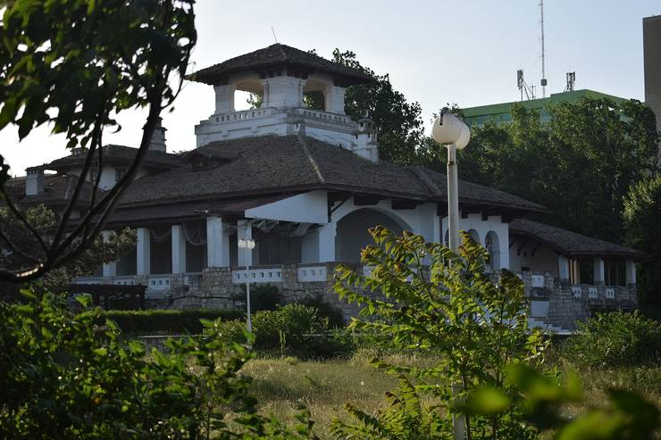 Vila Regală din Mamaia (Sursa foto: Wikipedia)