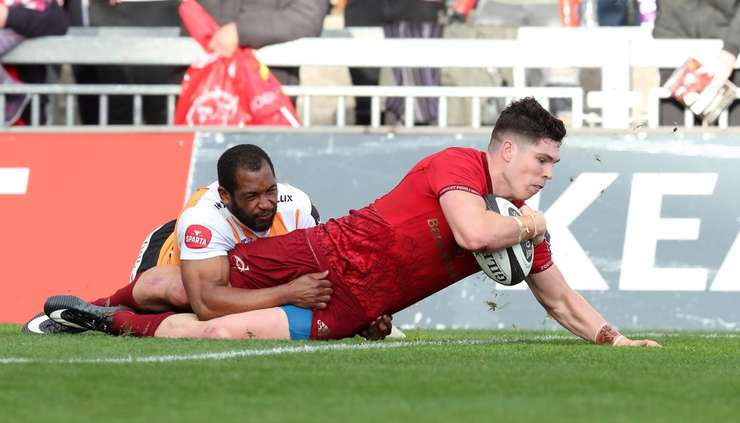 Munster 51 Southern Kings 18