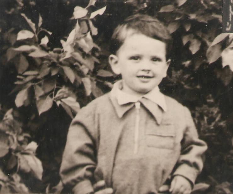 Yuri Goligorsky în 1957