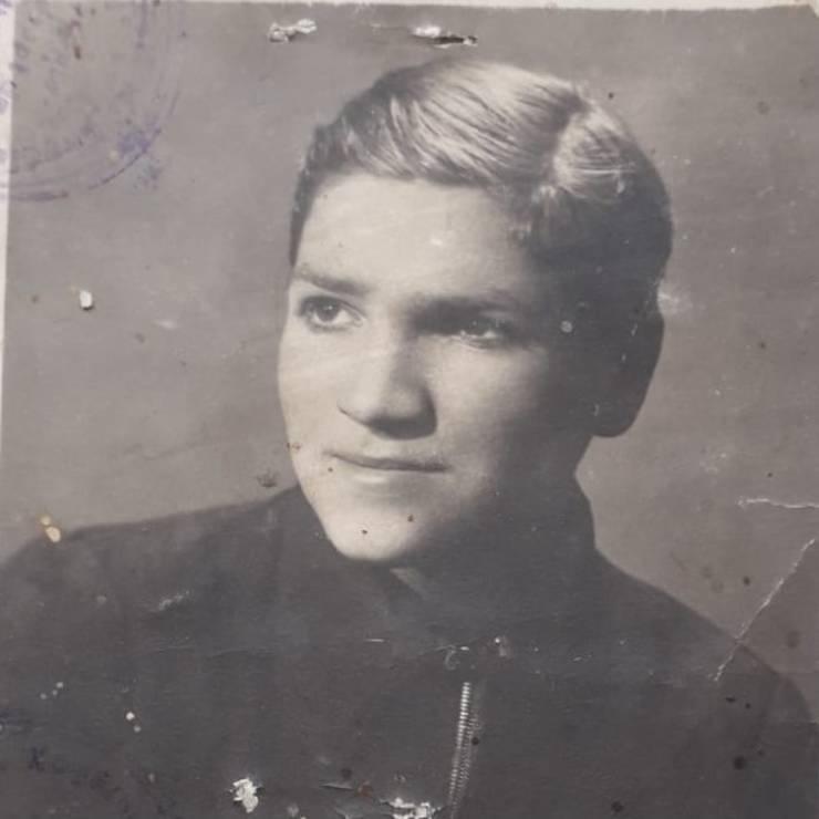 Leonard Zăicescu adolescent