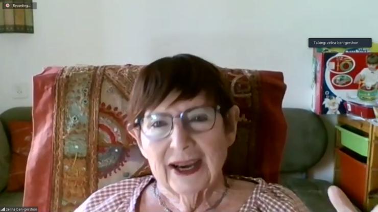 Zelina Ben Gershon