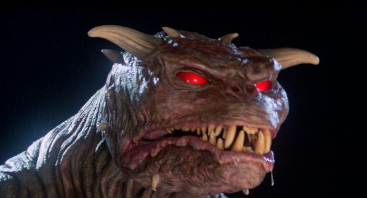 """Demonul Zuul, din filmul """"Ghostbusters"""""""