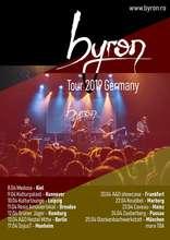 Byron  in Germania