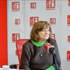 Ana Blandiana, solidară cu magistrații (Foto: arhivă RFI)