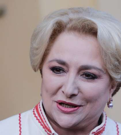 Viorica Dăncilă, propusă de PSD pentru şefia Guvernului (Sursa foto: AFP/George Călin)