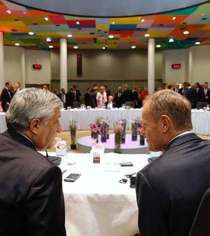 Tusk Tajani