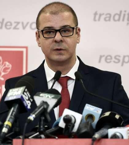 Adrian Dobre nu exclude suspendarea preşedintelui Klaus Iohannis, dar susţine că nu există o decizie luată în PSD (Sursa foto: site PSD)