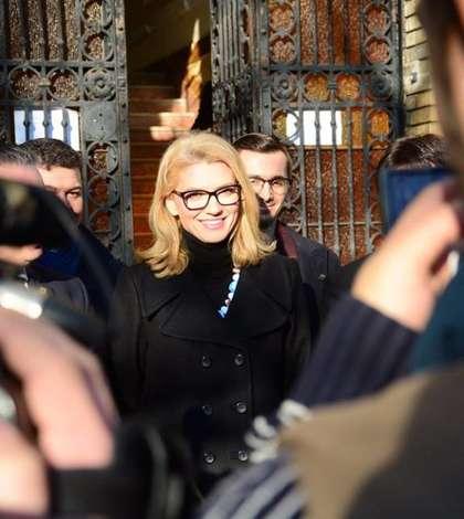 Alina Gorghiu cere sesizarea Comisiei de la Veneţia asupra Codurilor din justiţie (Sursa foto: Facebook/Alina Gorghiu)