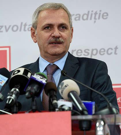 Liviu Dragnea: Referendumul nu a fost un eşec al PSD (Sursa foto: site PSD)