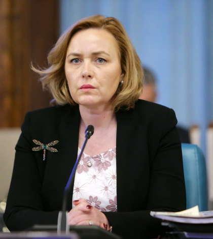 Carmen Dan renunță la Ministerul de Interne (Sursa foto: gov.ro)