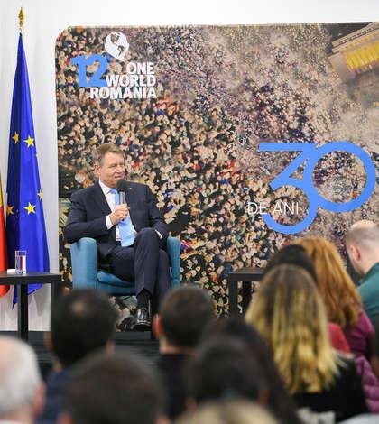 Klaus Iohannis, aproape hotărât să declanșeze un referendum pe justiție (Sursa foto: presidency.ro)