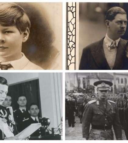 Fotografii cu Regele Mihai I