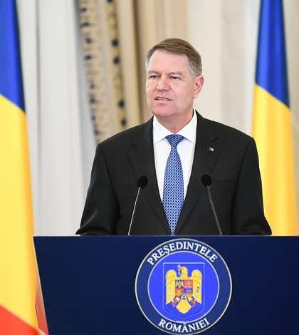 Preşedintele Klaus Iohannis a chemat partidele la consultări (Foto: site Preşedinţie/arhivă)
