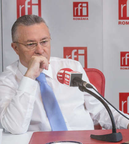 Cristian Diaconescu critică OUG privind contestaţia în anulare (Foto: arhivă RFI)