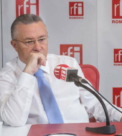 Cristian Diaconescu cere PSD să renunţe la argumentul duşmanului extern (Foto: arhivă RFI)