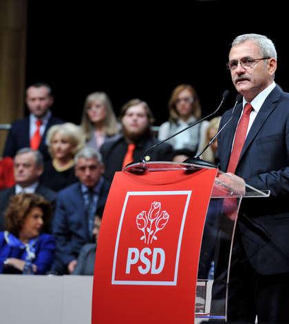 PSD nu poate rămâne captiv nici la domnul Toader, nici la nimeni - Liviu Dragnea