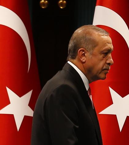 Preşedintele turc, Recep Tayyip Erdogan