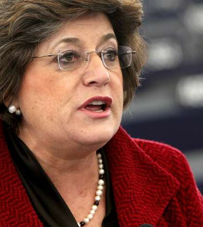 Ana Gomes, critică la adresa PSD (Sursa foto: euractiv.com)